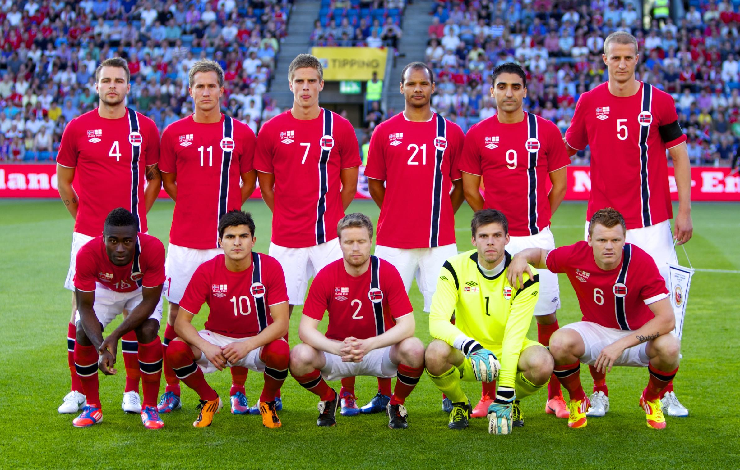Norges herrlandslag i fotboll - Wikiwand 60c7ada10a5d0