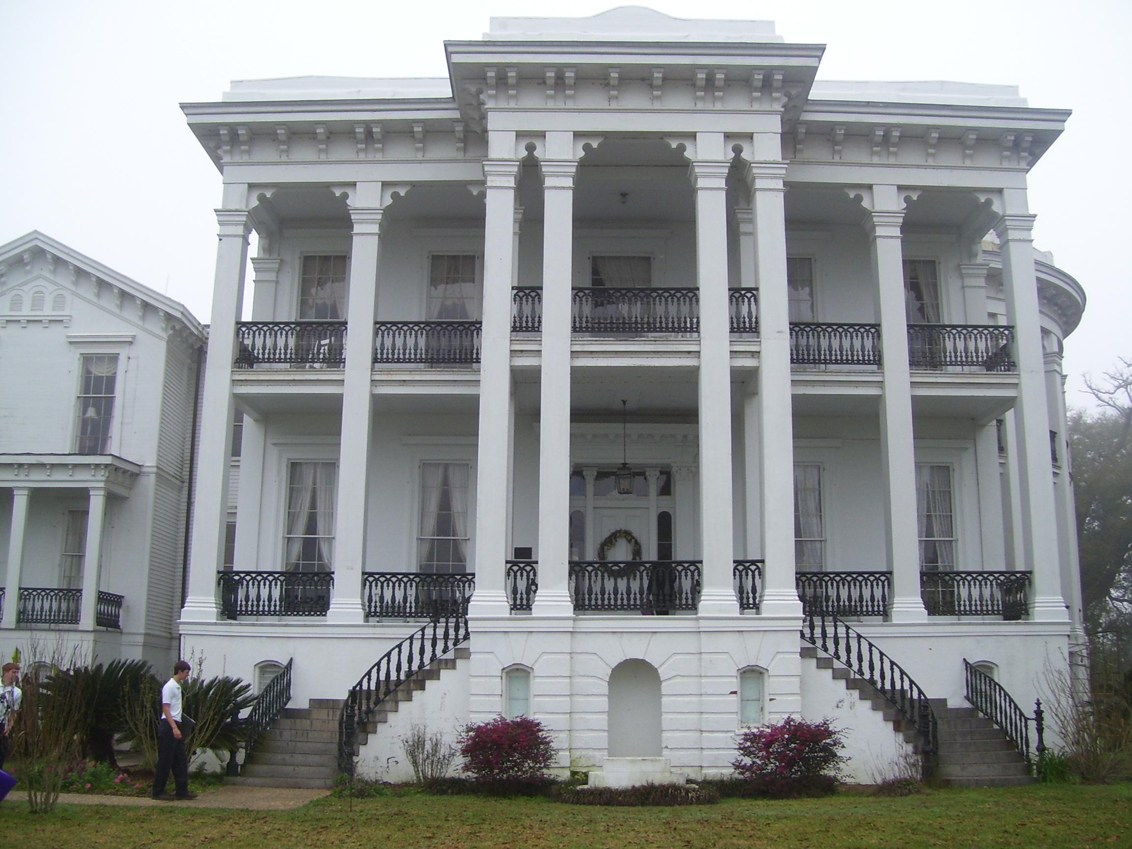 Datei nottoway plantation mansion in new orleans louisiana for What to do in new orleans louisiana