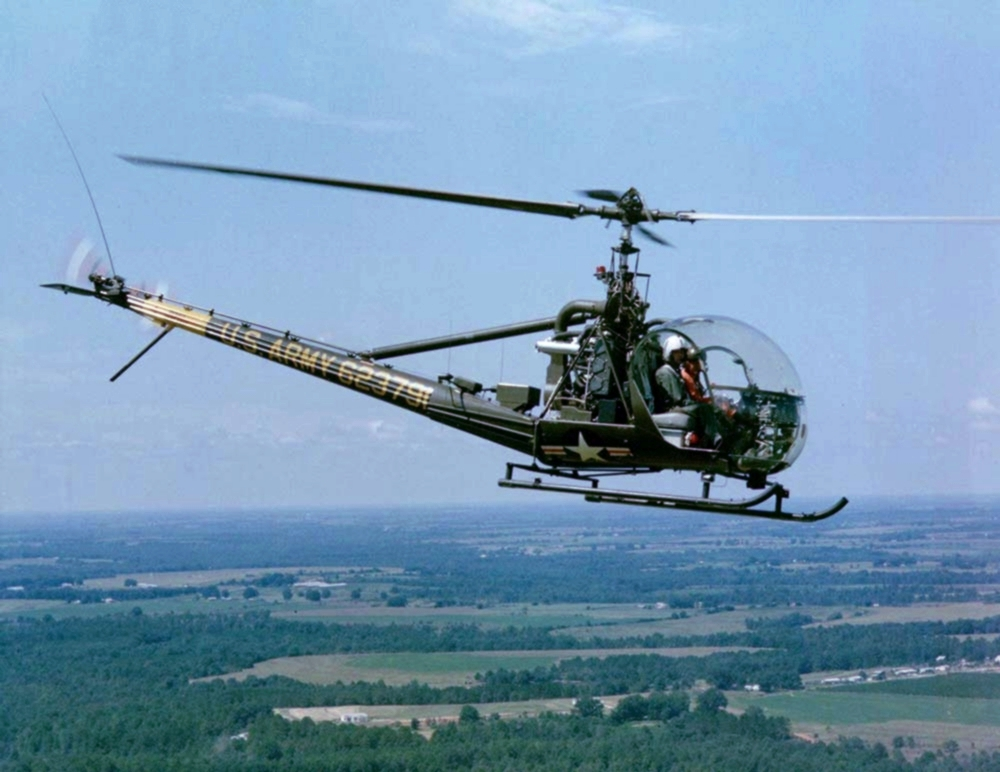 canadian helicopters corporation with Hiller Oh 23 Raven on Aw109sp docheli besides A Brief History Of Space Artillery moreover Hiller OH 23 Raven furthermore Russia To Order French Mistral LHDs 05749 as well Economy of saskatchewan.