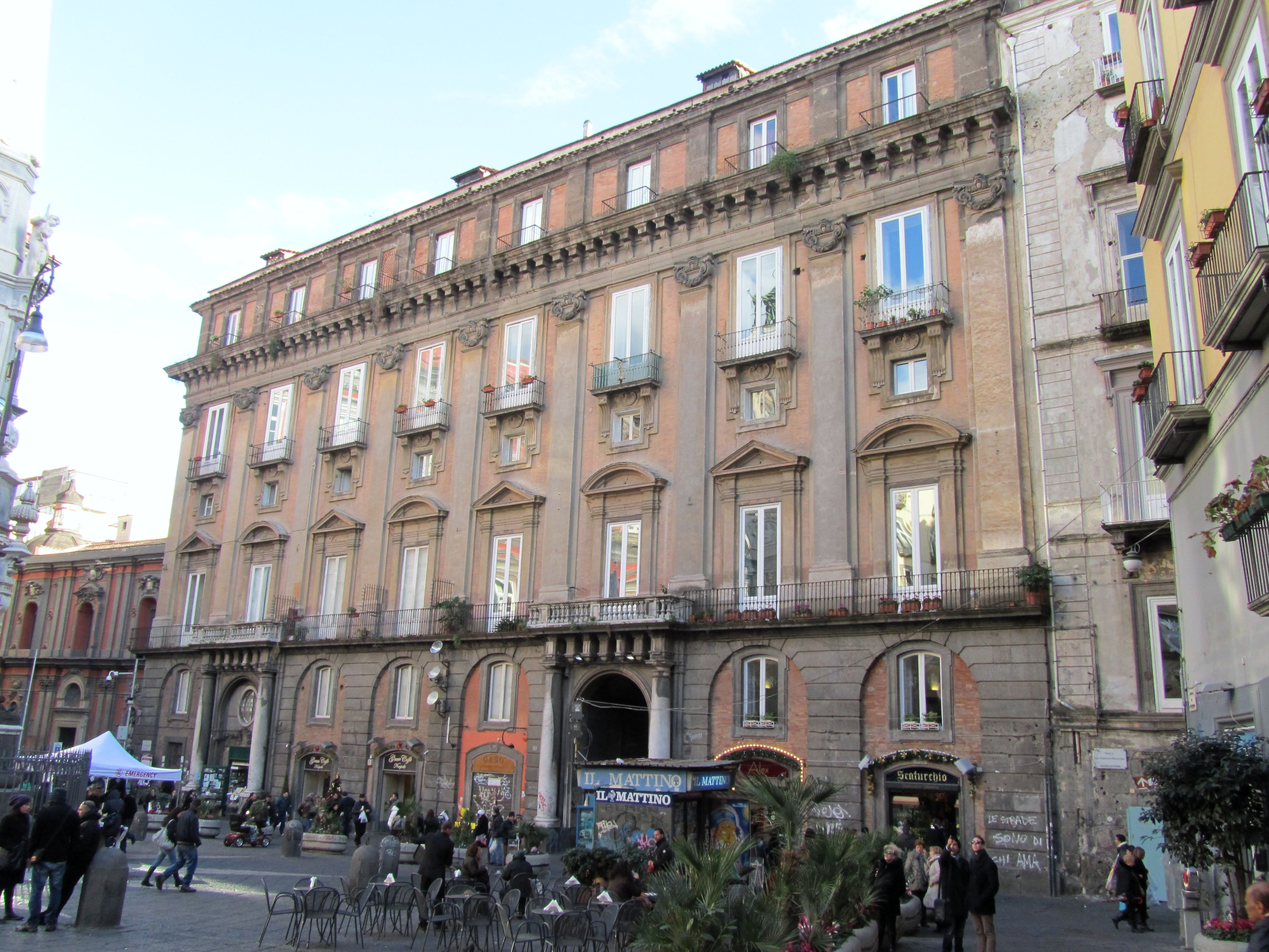 Villa Spina Napoli Wikipedia