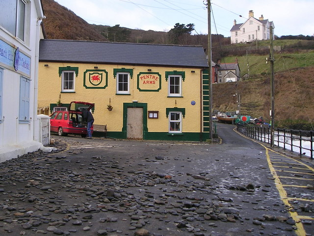 Pentre Arms - geograph.org.uk - 722678