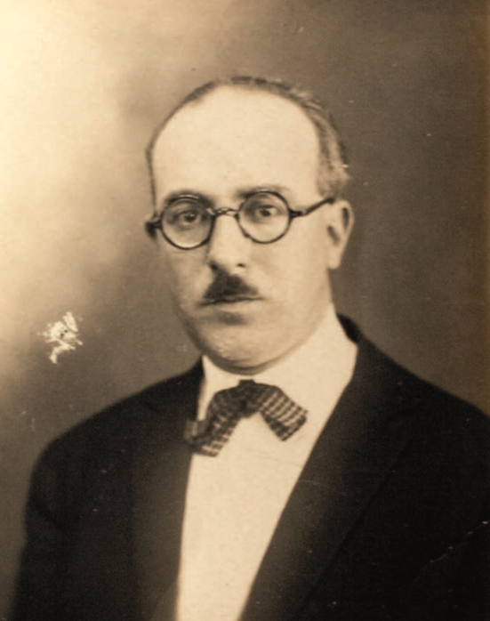 Depiction of Fernando Pessoa