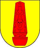 Coat of arms of the local community Pfalzfeld