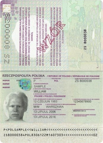 how to know details of expired passport india