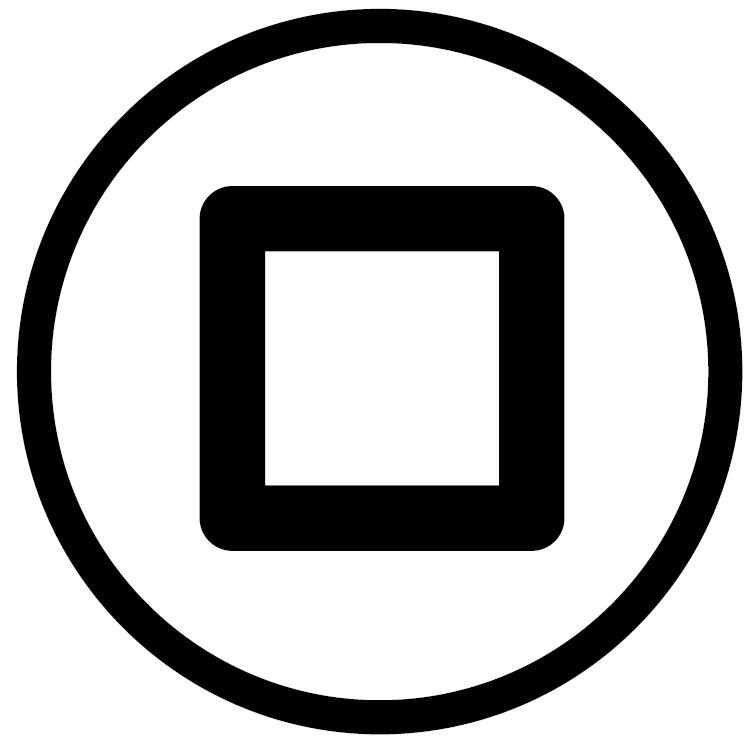 FilePs Square Button