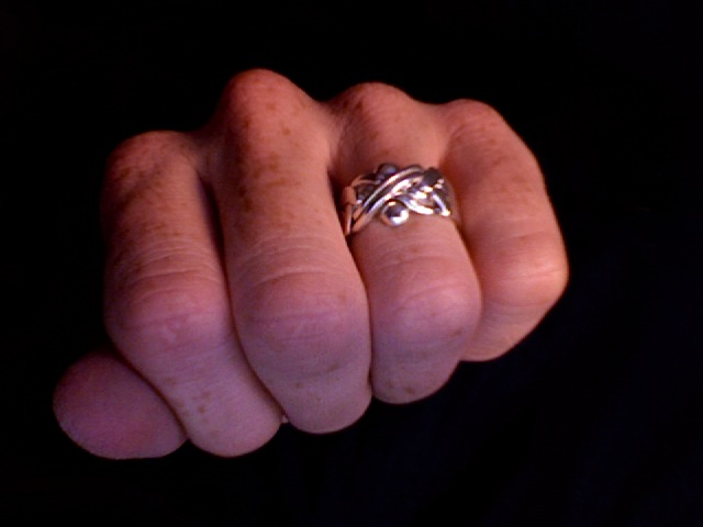 puzzle loop sterling ring home silver design shopcart rings celtic impl in sabrinasilver band piece