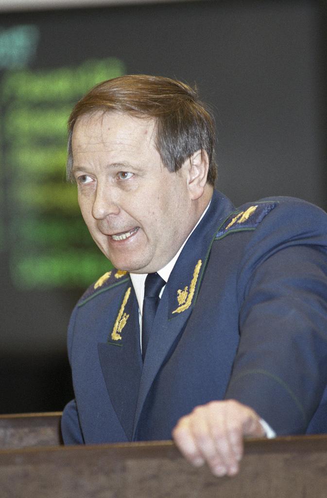 Скандал с участием прокуроров