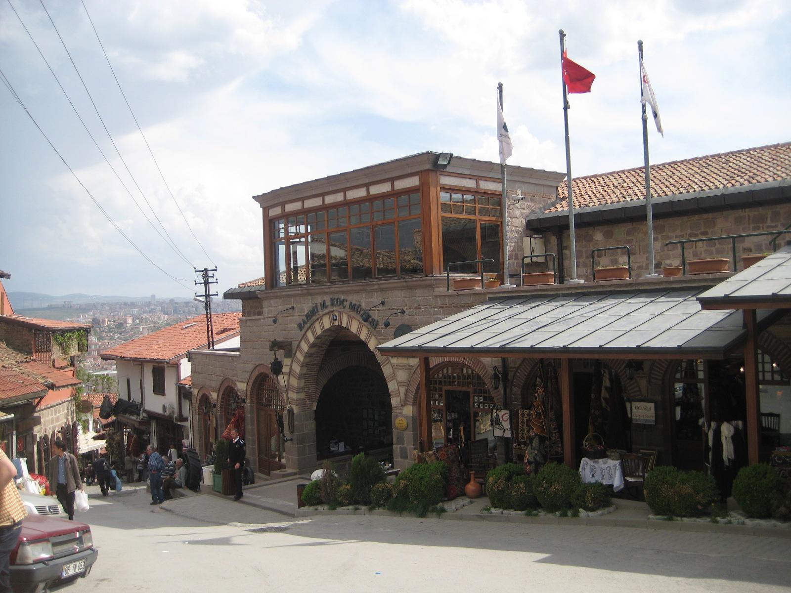 Rahmi M. Koç Museum, Ankara.jpg
