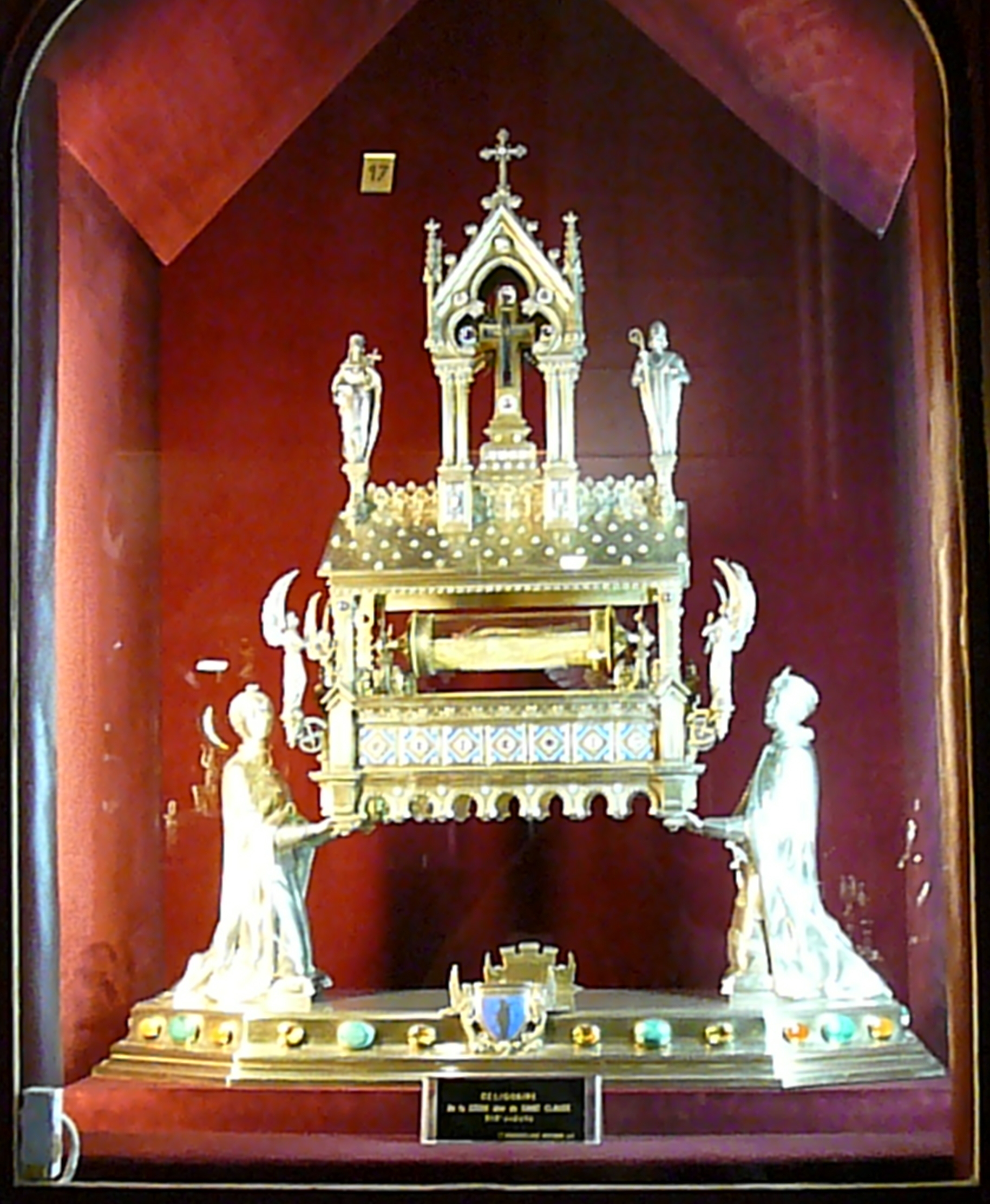 reliquary of the true cross