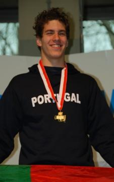 Ricardo Varela at Multinations Júnior, Geneva