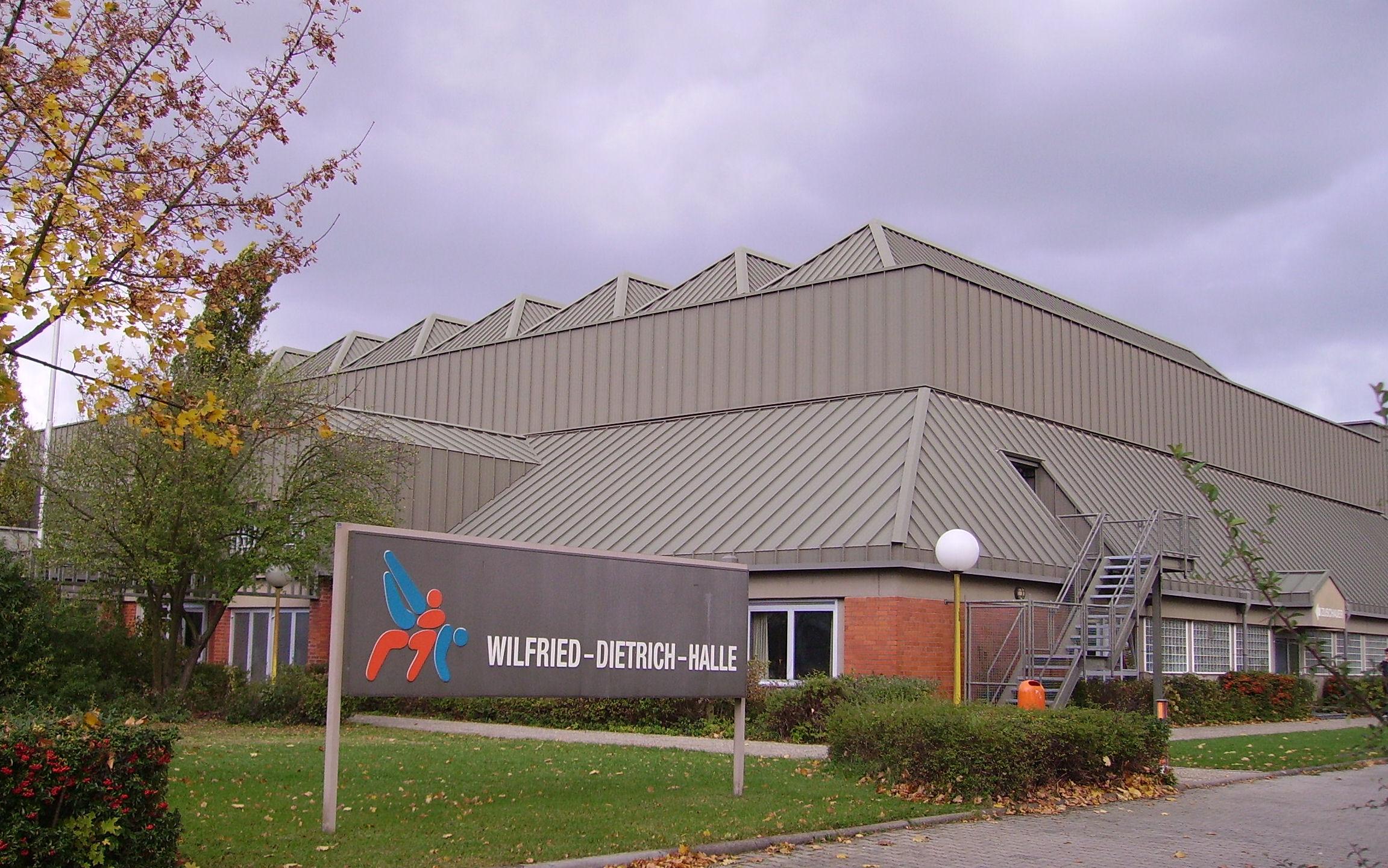Ringerhalle Schifferstadt 1