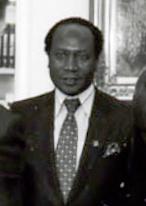 Robert Ouko 1981