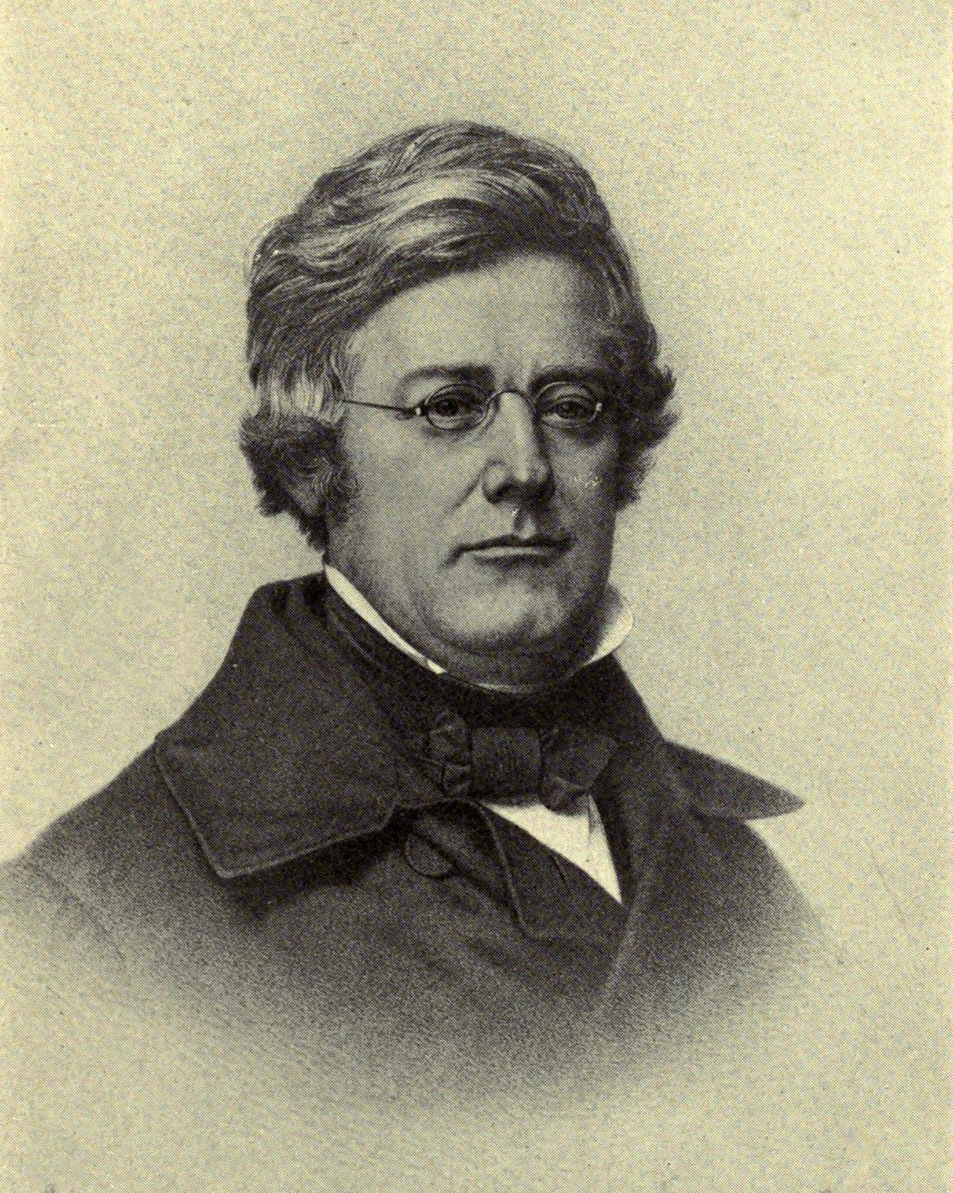 Image of Robert Montgomery Bird from Wikidata
