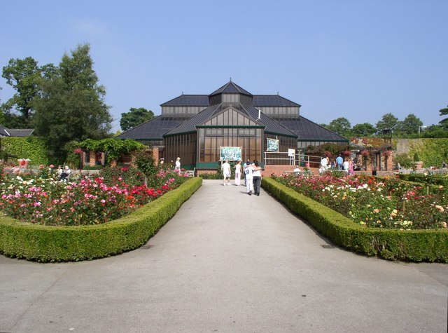 Roundhay Park - geograph.org.uk - 655825
