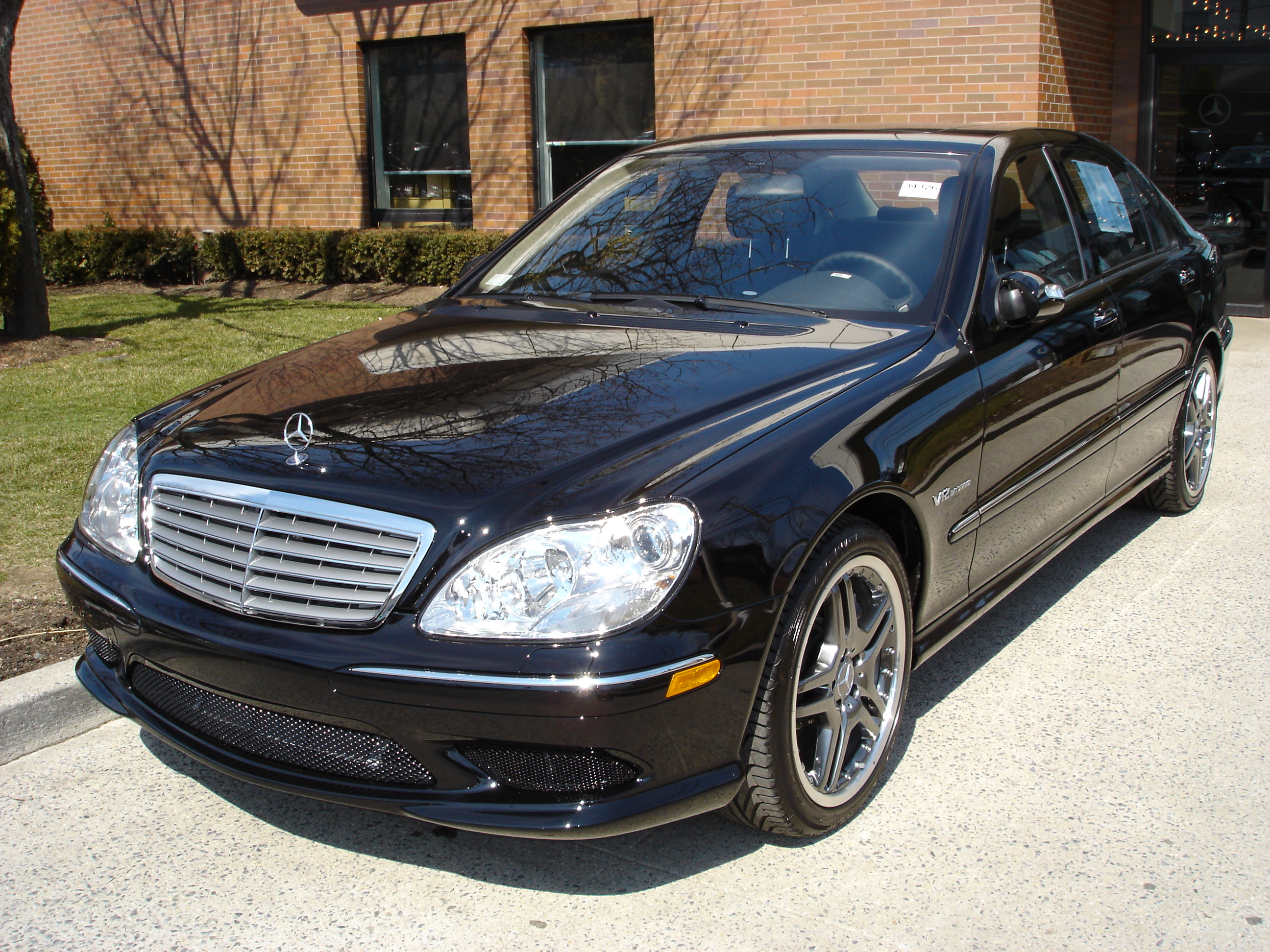 The life 50 2012 business insider for 2006 mercedes benz s55 amg for sale