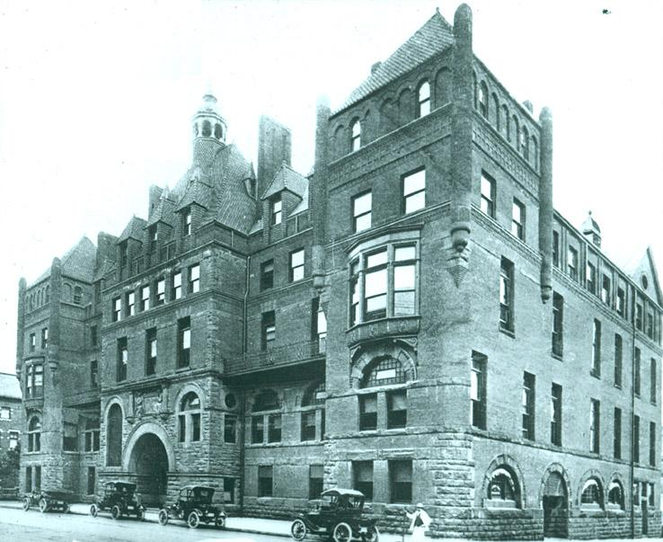 Sick Children S Hospital C Toronto C Ontario