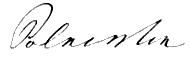Signature Henry Temple, 3rd Viscount Palmerston.PNG