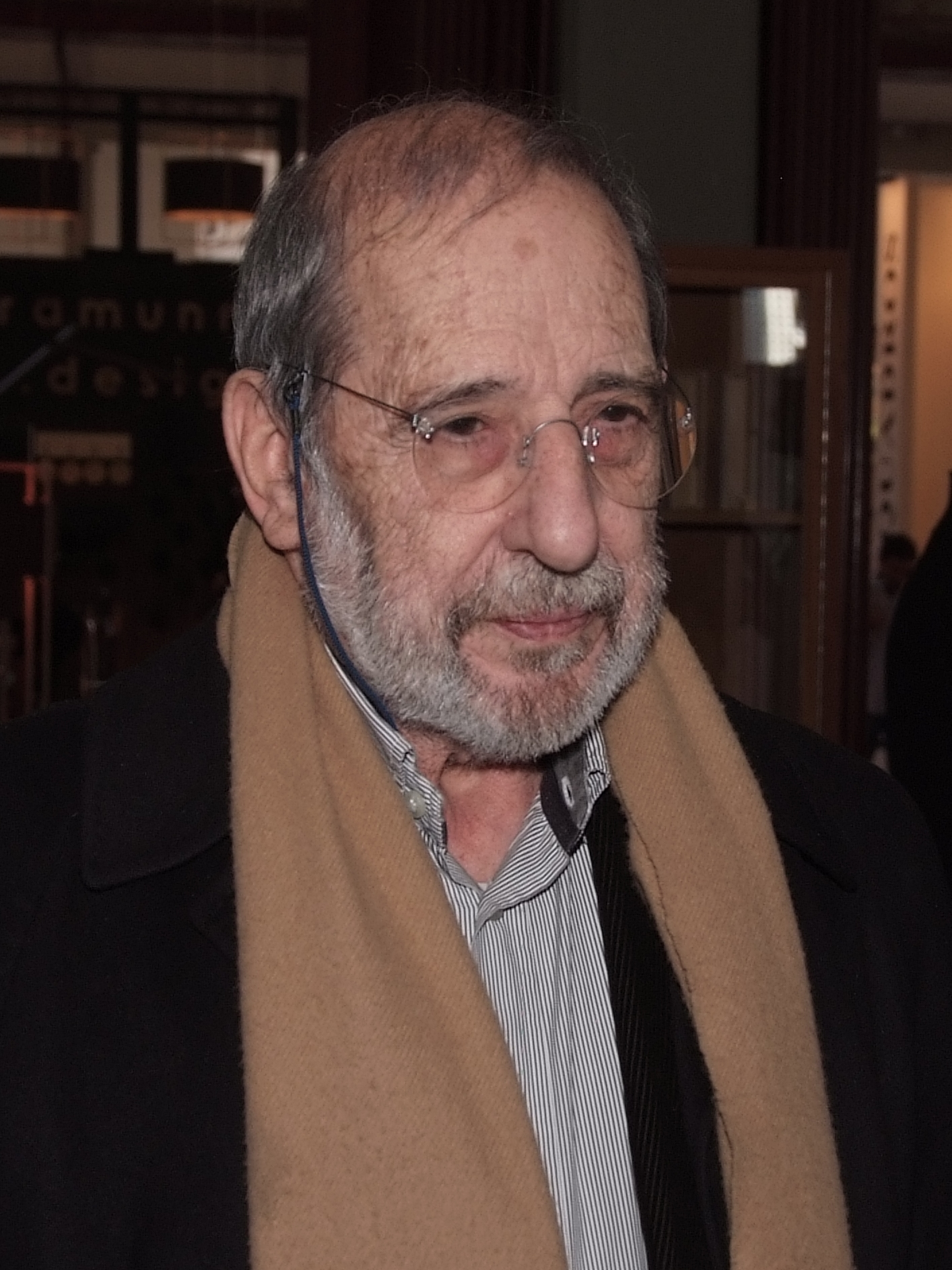 Álvaro Siza Vieira in 2012