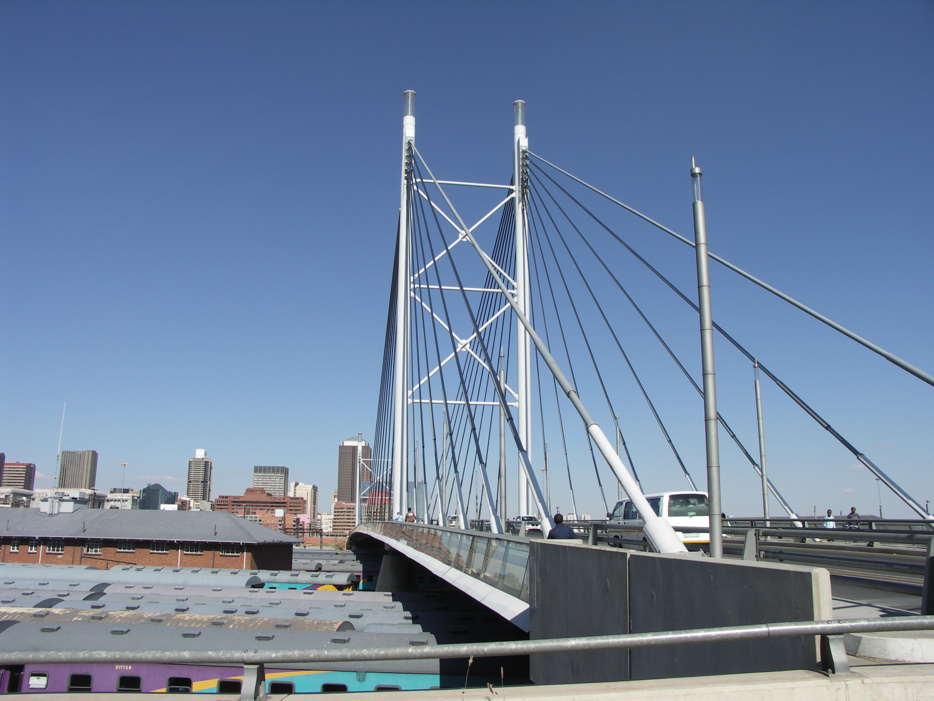 South Africa Johannesburg Nelson Mandela Bridge001