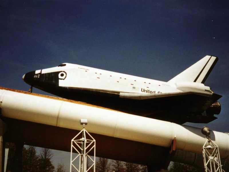 space shuttle huntsville-#25