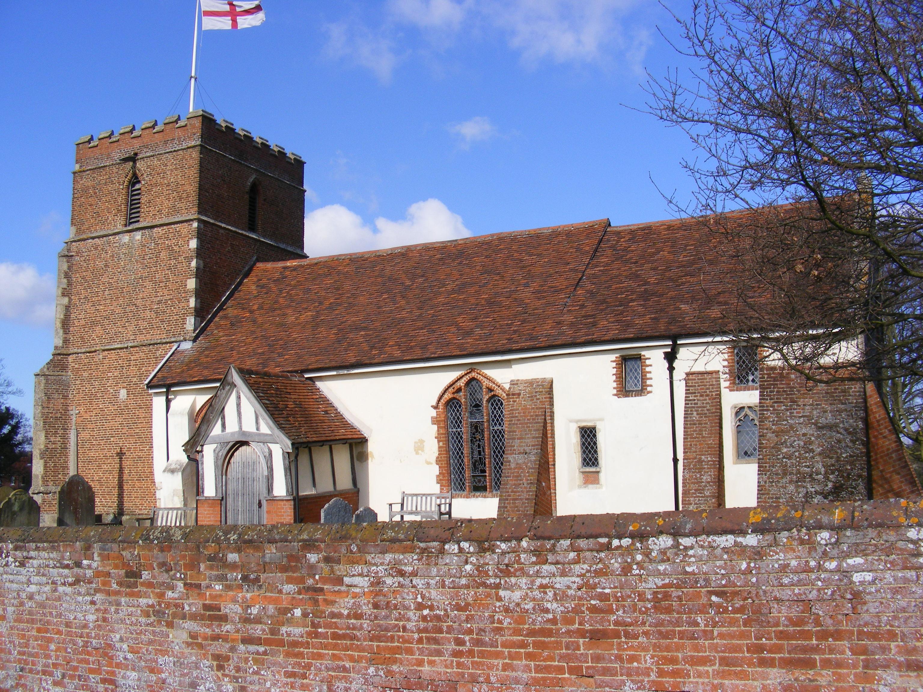 File:St.Peter\'s Church, Levington - geograph.org.uk - 1188051.jpg ...