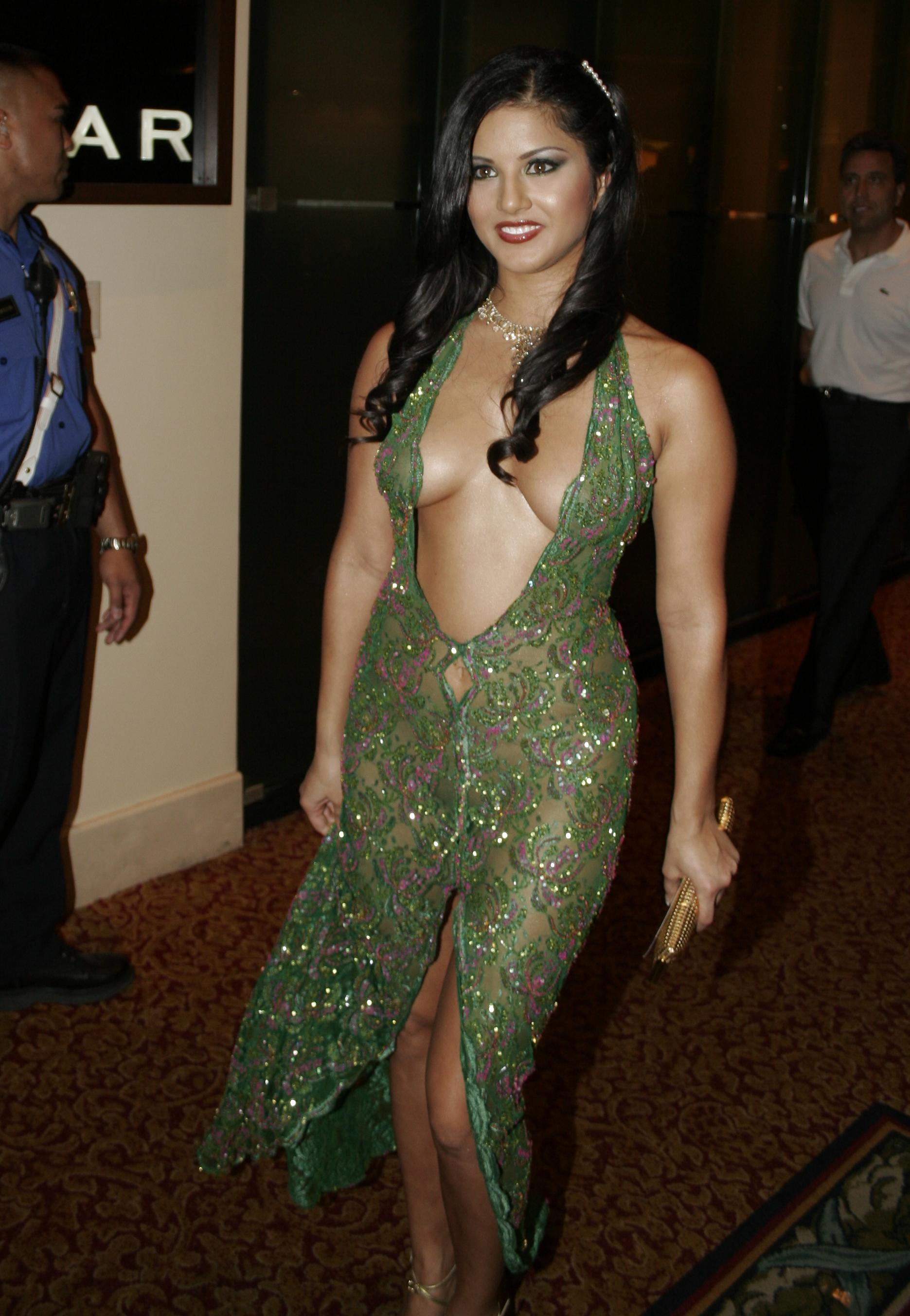 Sunny Leone At Avn Awards 2006