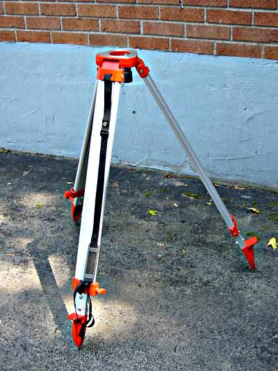 Tripod (surveying) - Wikipedia