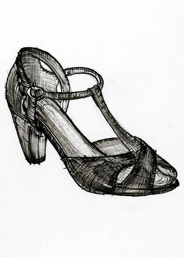 como elegir zapatos de baile