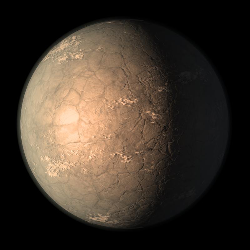 ดาวเคราะห์นอกระบบ  TRAPPIST-1g