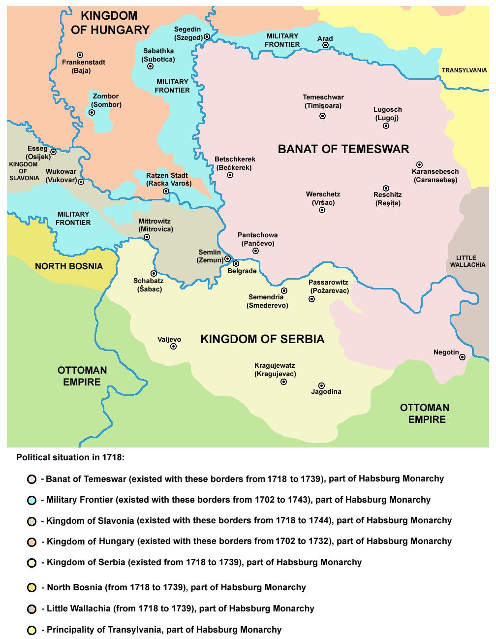 Pacea de la Passarowitz - Wikipedia