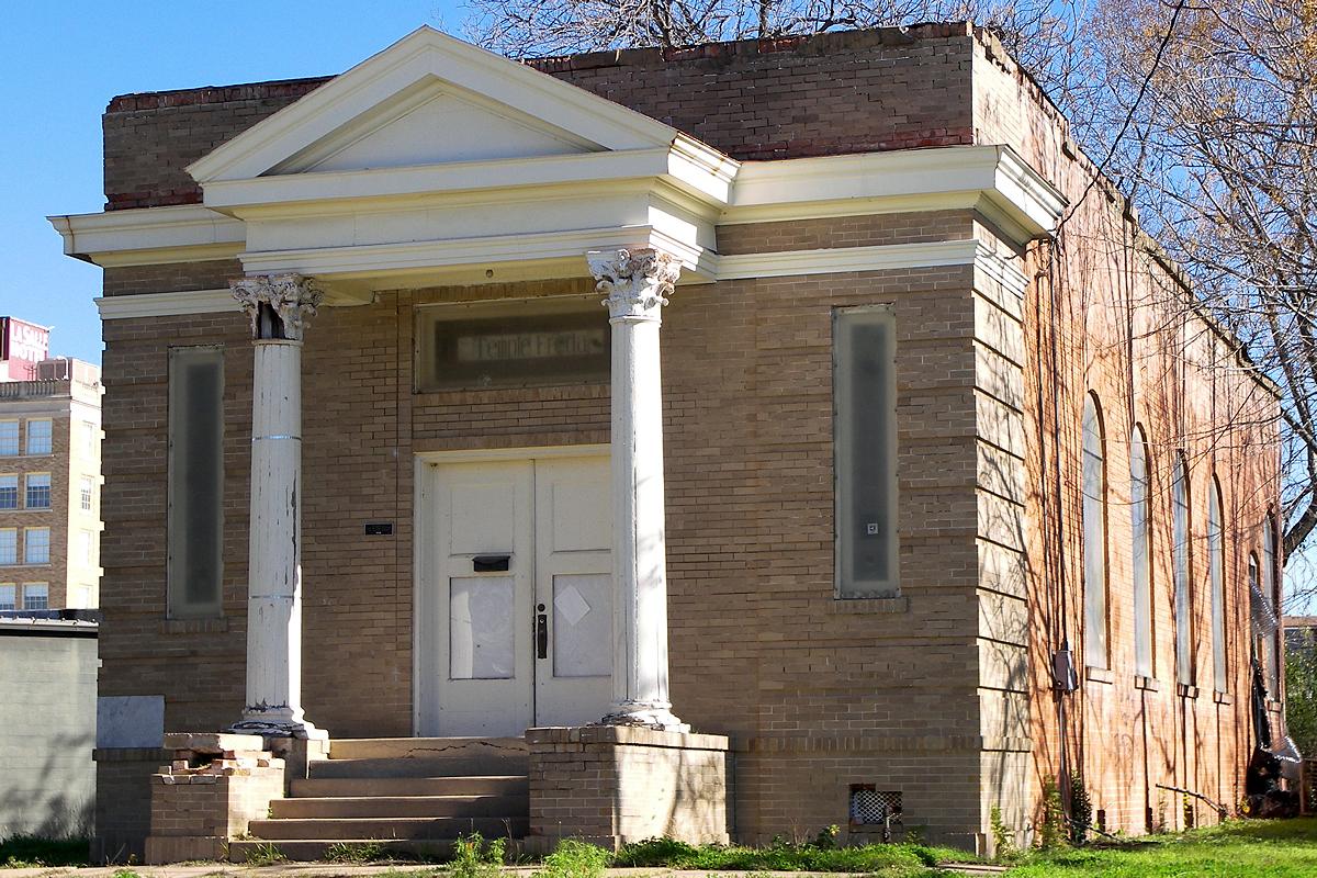 Temple Freda Bryan Texas Wikipedia