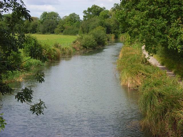 The Basingstoke Canal - geograph.org.uk - 546444