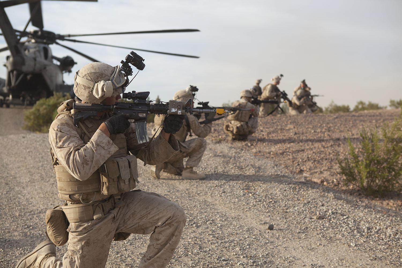 File:U.S. Marines with India Company, 3rd Battalion, 6th ...