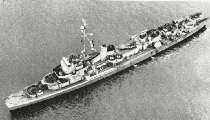 USS Daniel T. Griffin (DE-54)