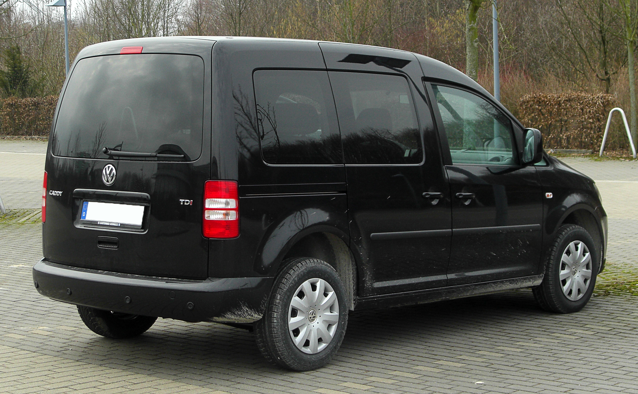 file vw caddy 1 6 tdi trendline 2k facelift. Black Bedroom Furniture Sets. Home Design Ideas