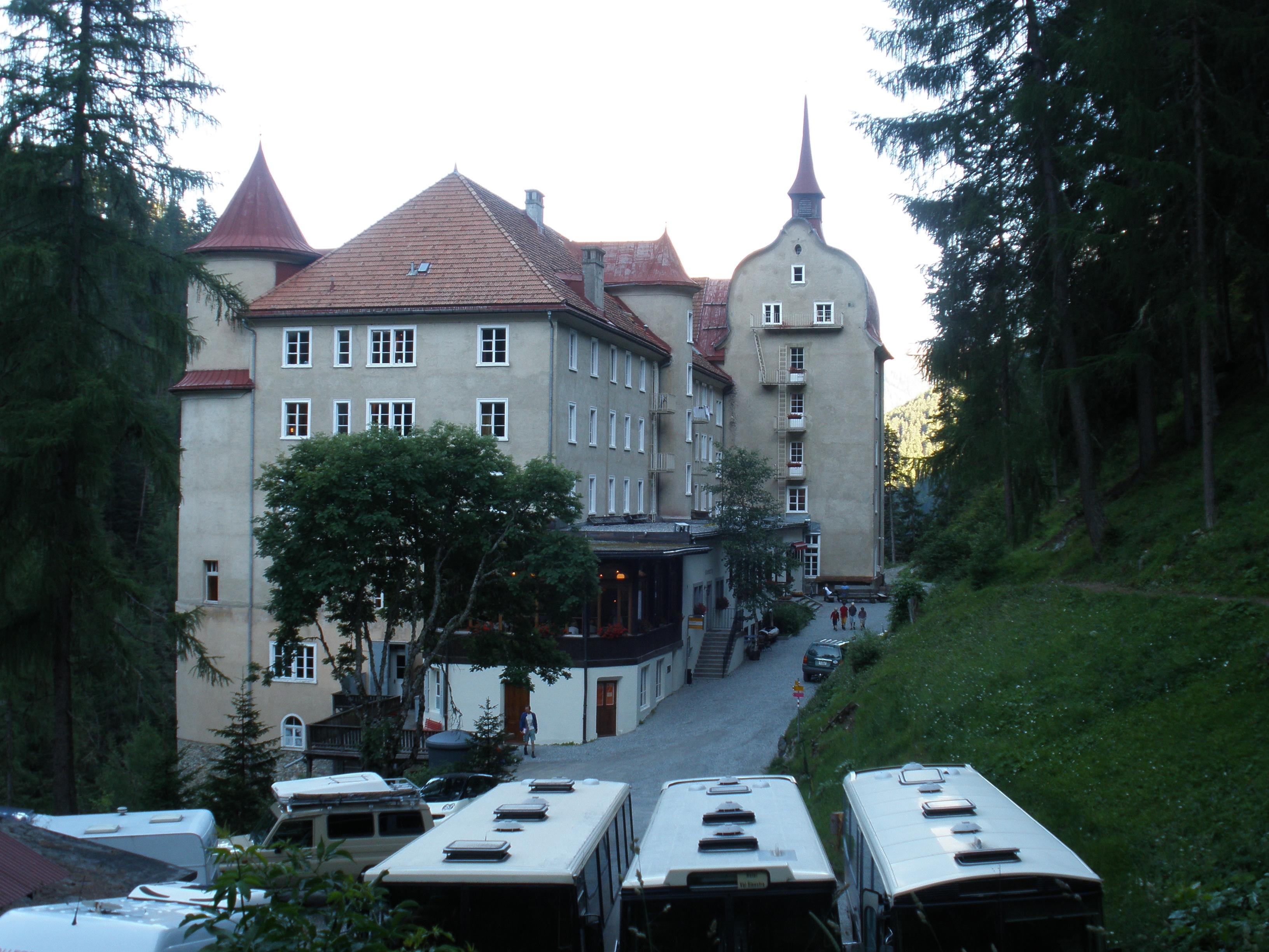 Hotel In Val Di Faba Con Centro Benebere