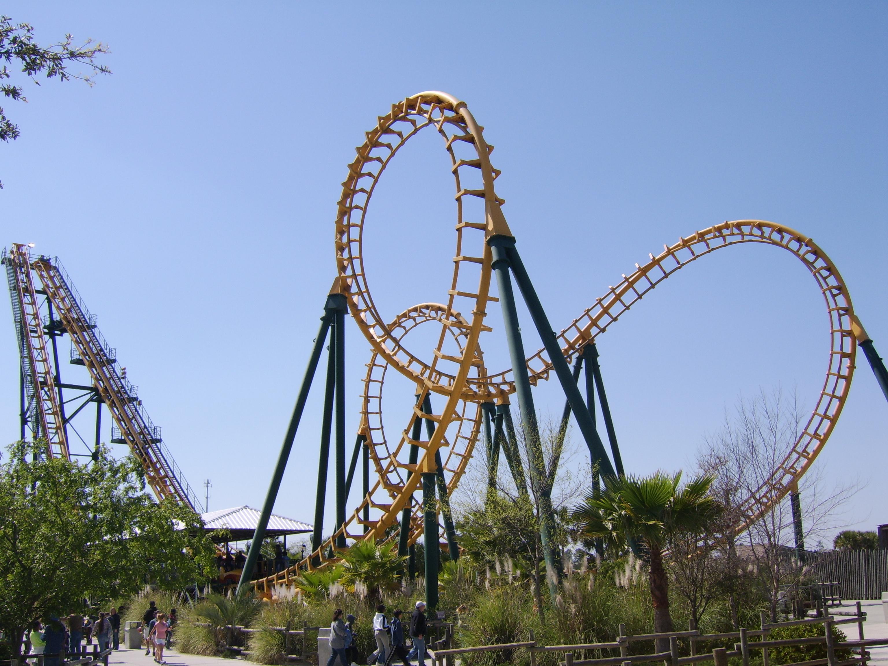 Boomerang Roller Coaster Wikipedia