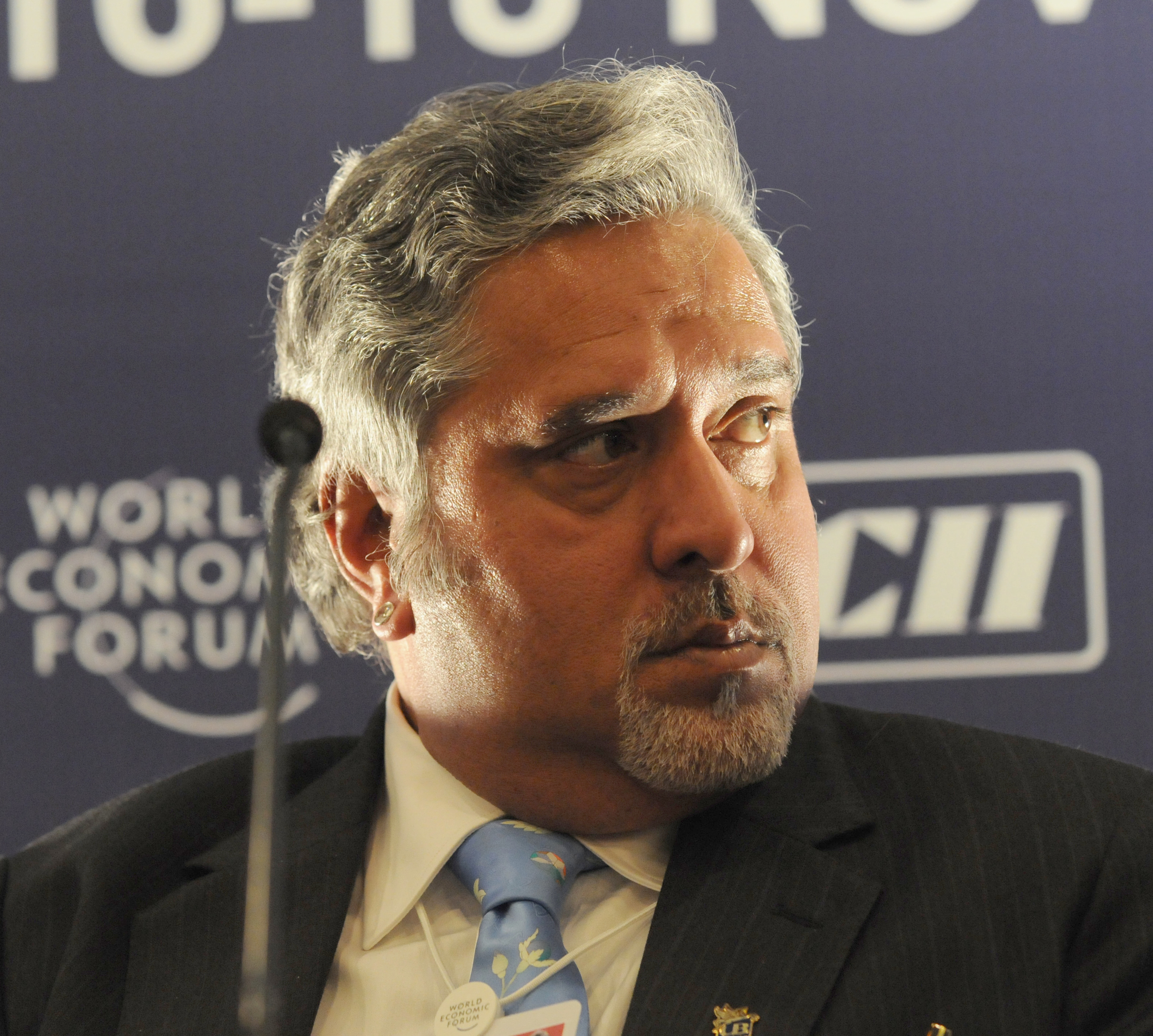 The 62-year old son of father (?) and mother(?) Vijay Mallya in 2018 photo. Vijay Mallya earned a  million dollar salary - leaving the net worth at 120 million in 2018