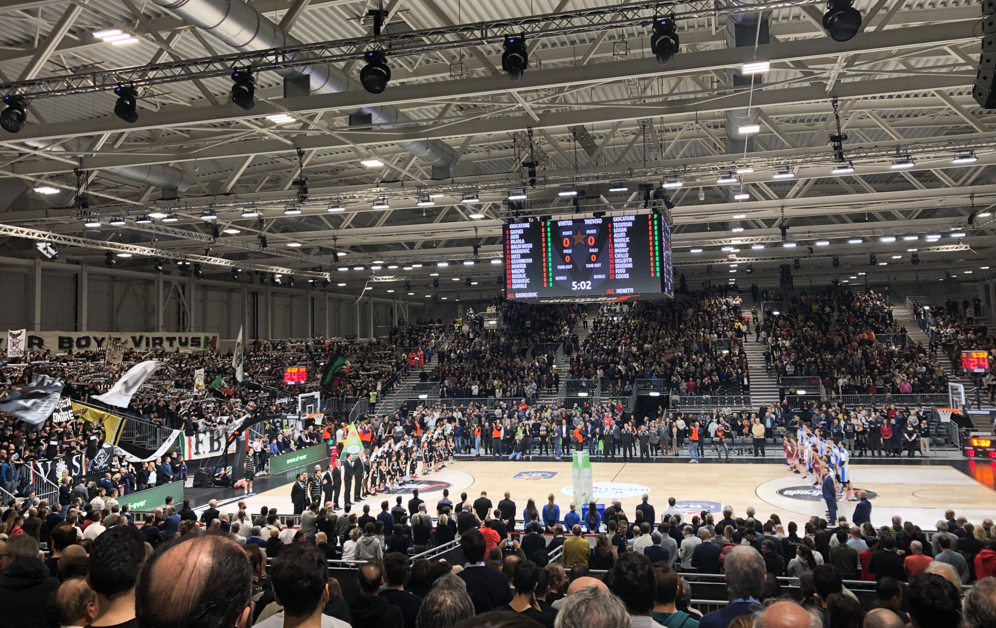 Supercoppa: Final Four verso Bologna. Definite le 16 squadre e i gironi