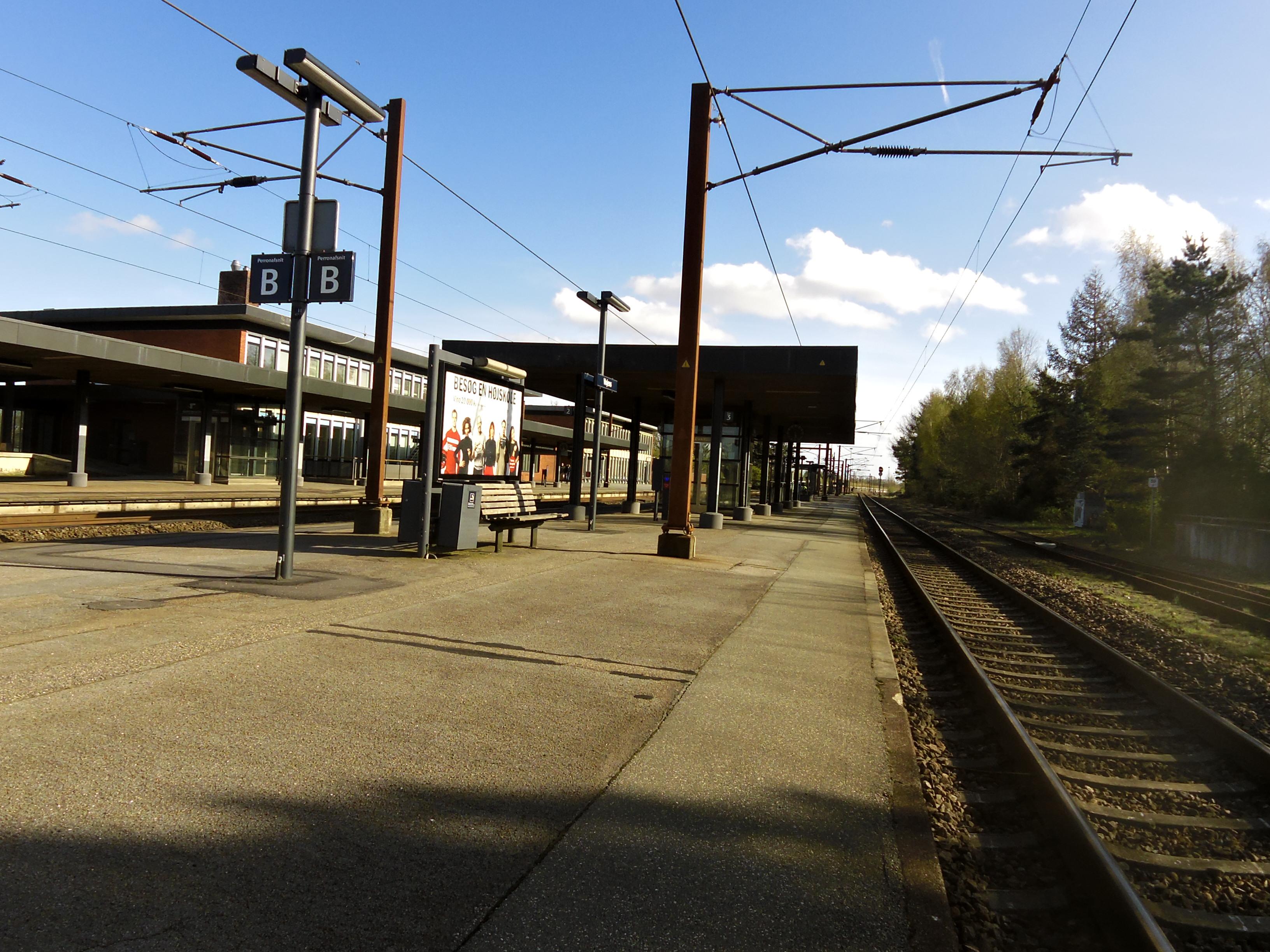 Vojens Station