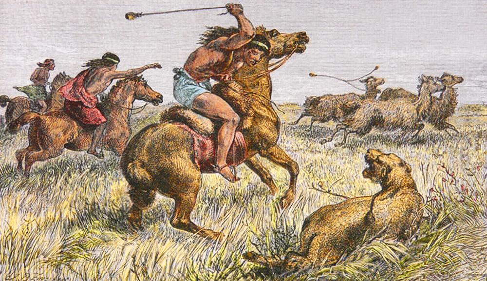 Indigene Reiterkulturen Südamerikas – Wikipedia