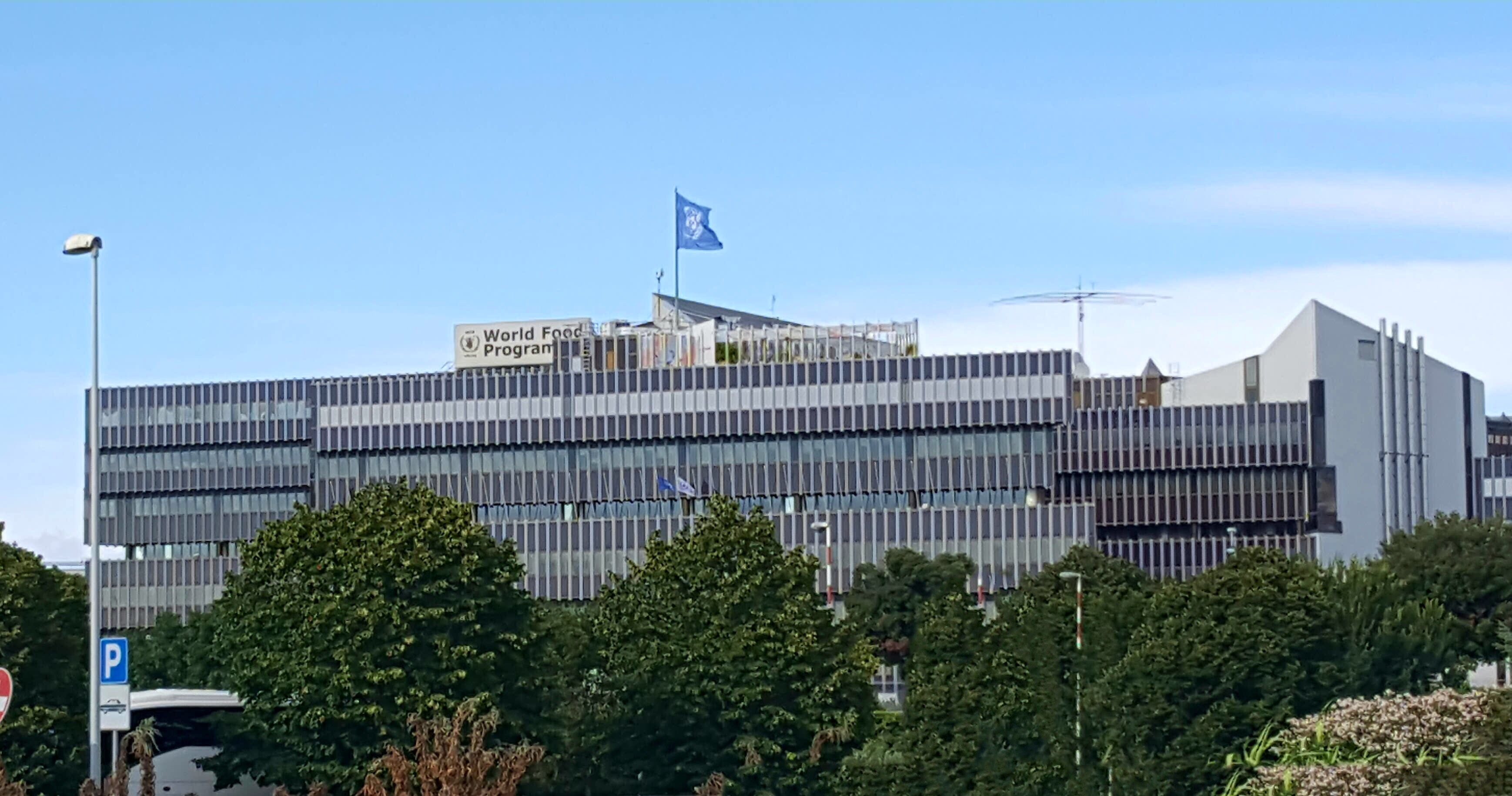 File:WFP Headquarters in Rome.jpg - Wikimedia Commons