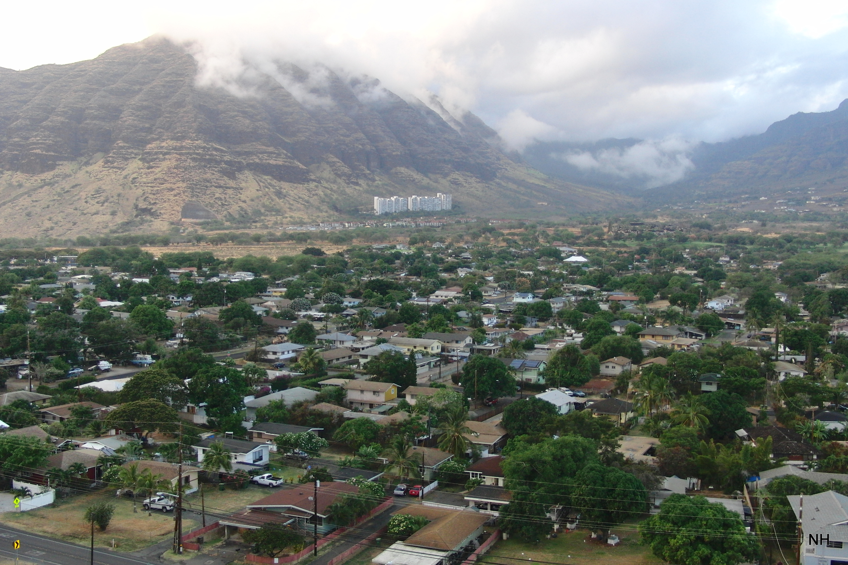 Contea Di Honolulu Hawaii waianae - wikipedia