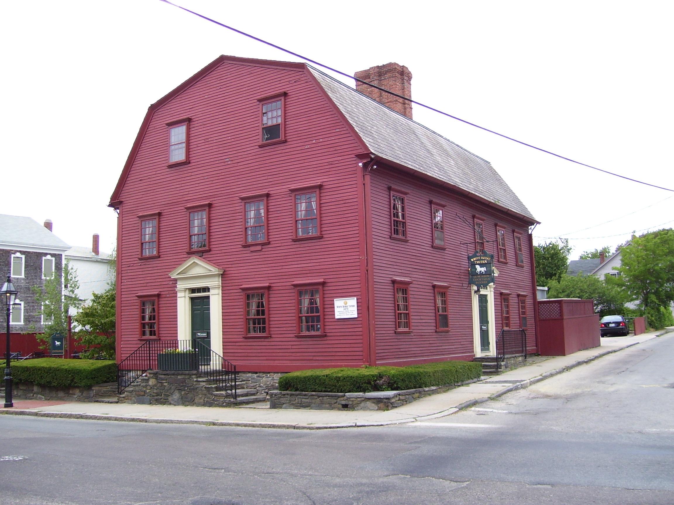 Oldest School In Rhode Island