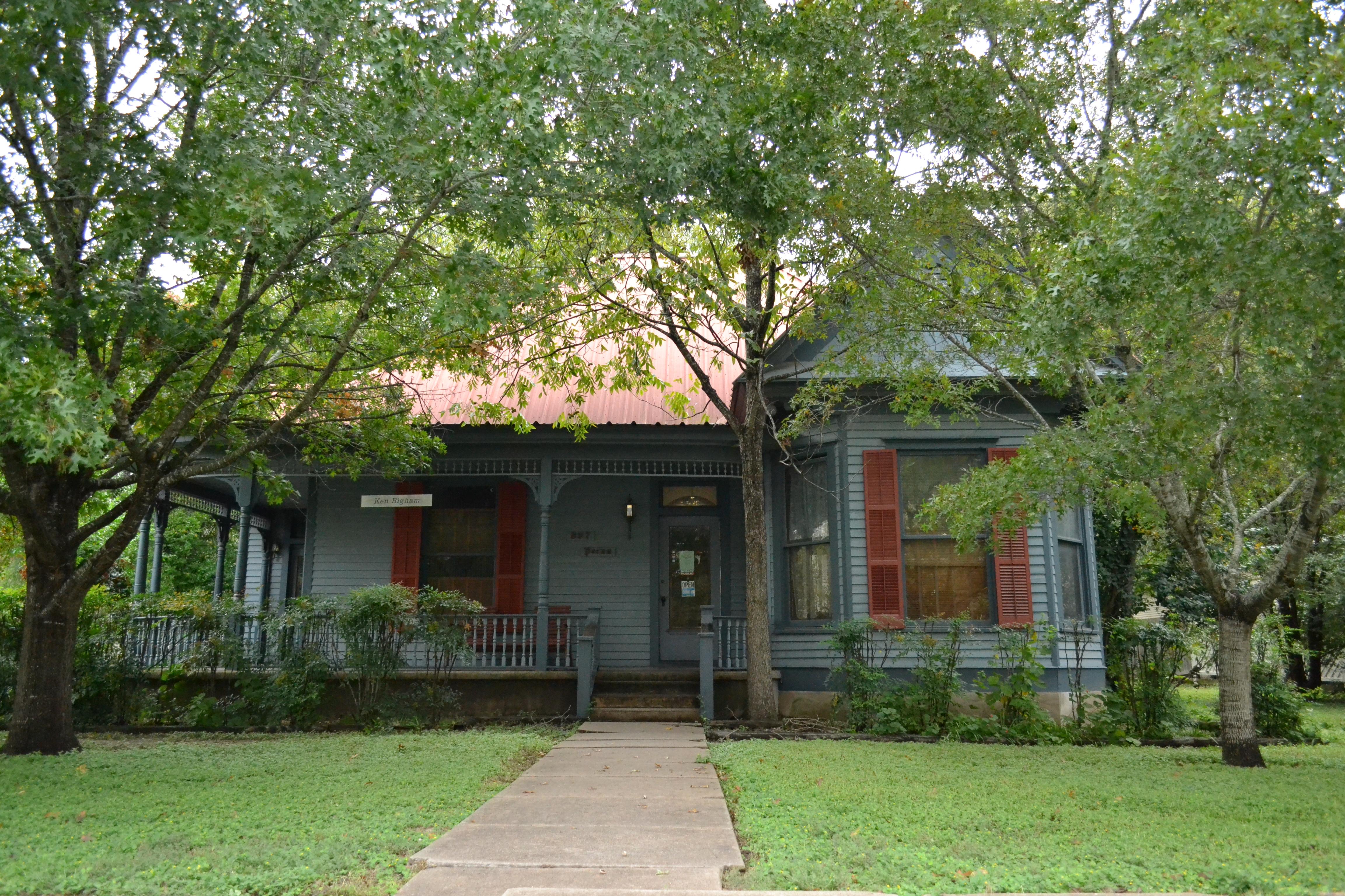 File Wilke House Bastrop Texas Jpg Wikimedia Commons