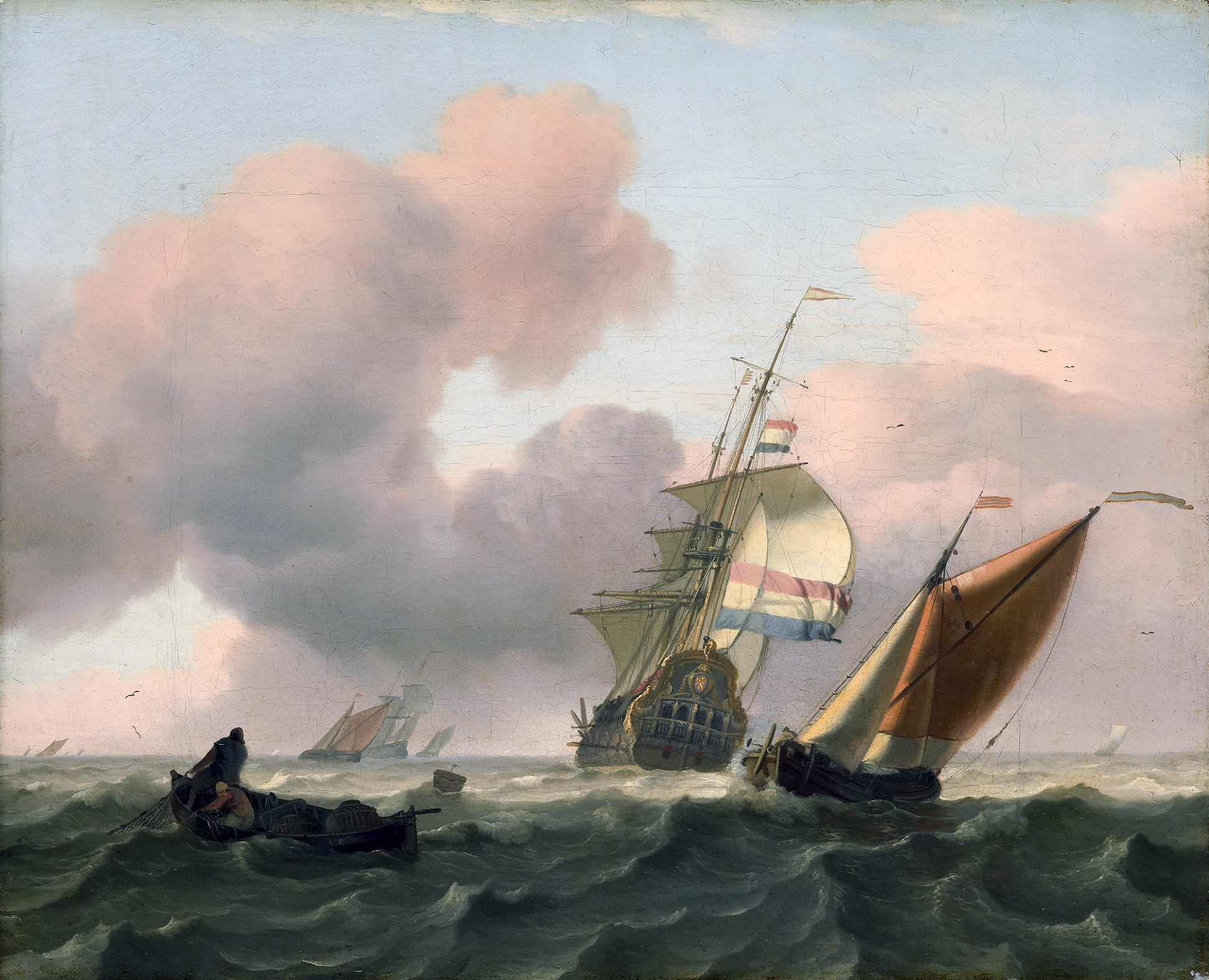 schepen van Robert Ballard