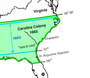 Colonial period of South Carolina