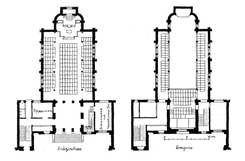 file wuppertal barmen alte synagoge grundriss jpg