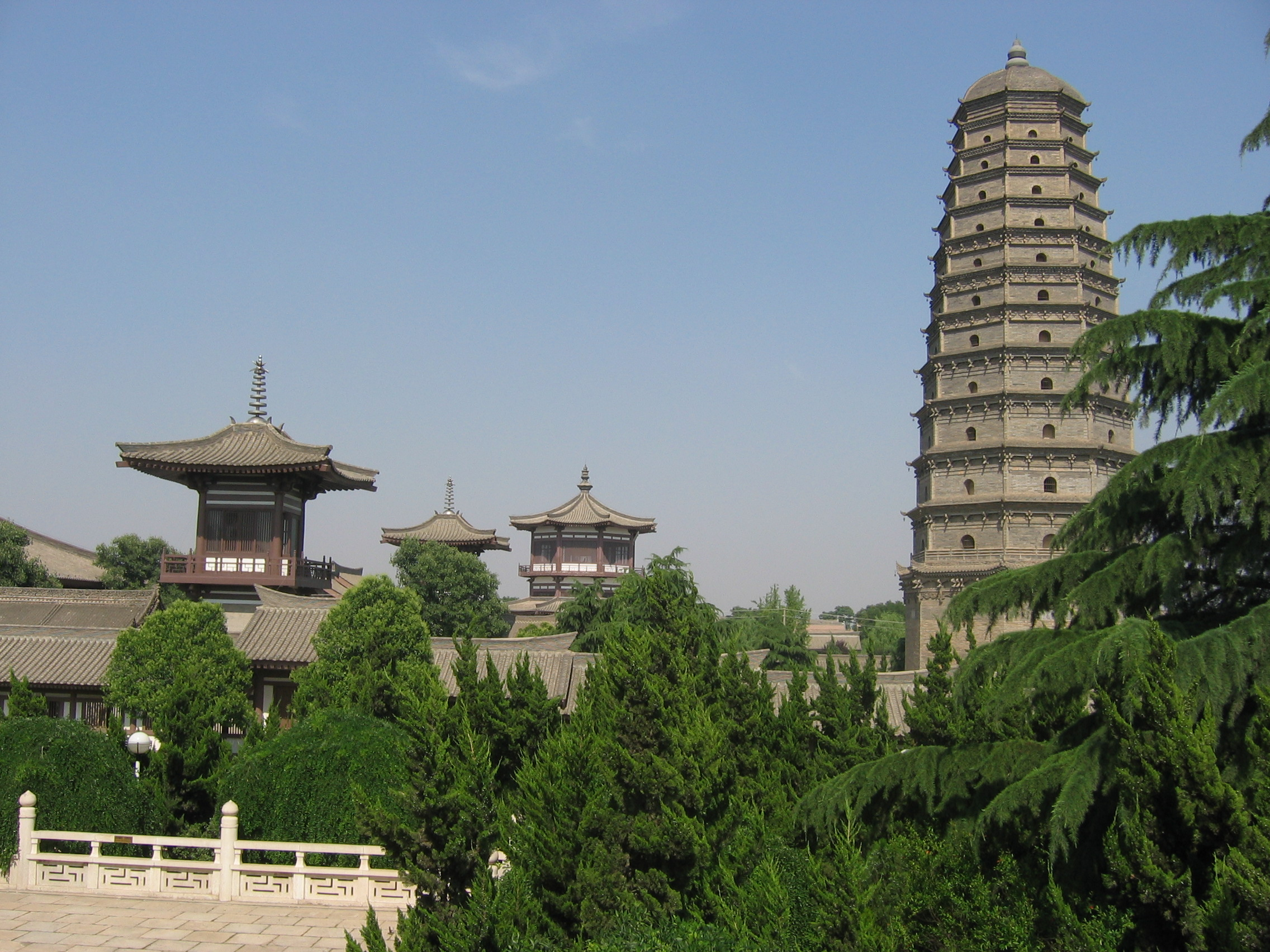 Xincheng, Xi'an, Shaanxi, China - panoramio (3).jpg