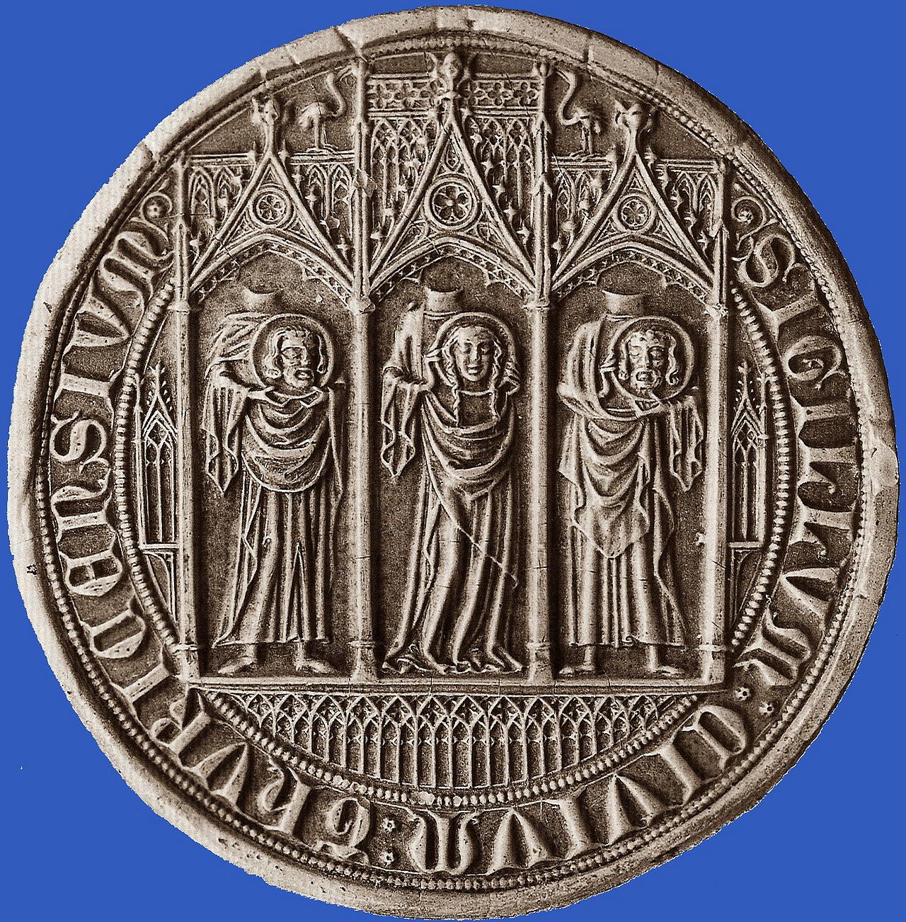File:Zürich - Stadtsiegel 1347.jpg